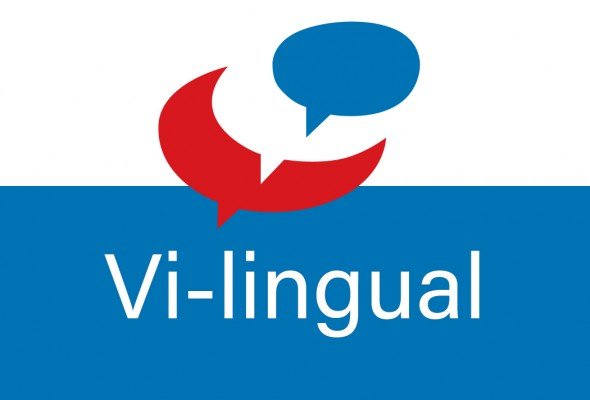 Vi-lingual ya tiene escaparate (anuncio)